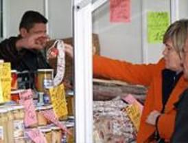 Desde este jueves la Plaza Mayor acogerá la V edición del 'Mercado gastronómico urbano'