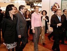 La Infanta Elena inaugura AULA´08