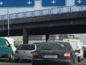 Normalidad en las carreteras de la región en el primer día de la 'Operación salida'