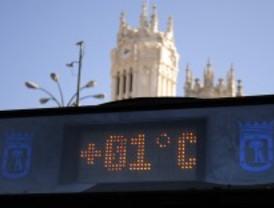 La ola de frío se queda en Madrid hasta el domingo