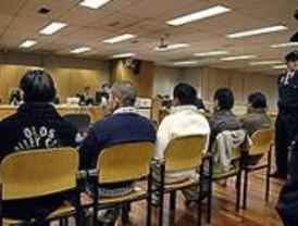 Los cinco presuntos 'Ñetas' acusados de haber apuñalado a un 'Latin King' niegan los hechos