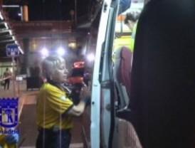 Grave tras ser apuñalado en la estación de Atocha