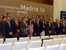 Los empresarios dan el sí a Madrid 16