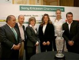 Sharapova y Mauresmo debutan este martes en el Sony Ericsson Championships