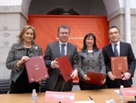 Madrid y La Caixa potenciarán el pastoreo para luchar contra los incendios