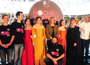 Más de 200 iniciativas en La Noche de los Teatros