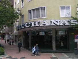 Los cines Luchana cierran sus puertas definitivamente