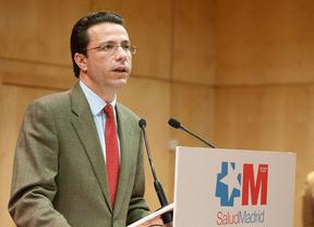 Javier Fernandez-Lasquetty, consejero Sanidad