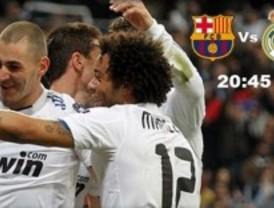 Barça-Madrid, batalla final