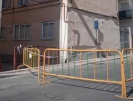 Los trabajos de demolición del edificio del Gorronal de Villalba finalizarán este jueves