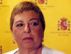 La delegada del Gobierno reconoce 'un ligero repunte' de la delincuencia en Madrid