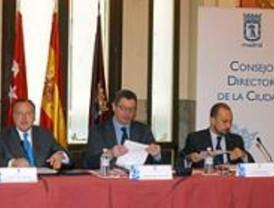 Se constituye el primer Consejo Director de la Ciudad, un 'Consejo de Estado' madrileño