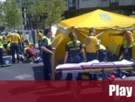 Una policía muerta y otro herido en un tiroteo en Usera