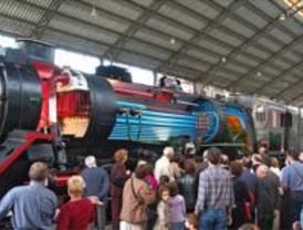 Actividades gratuitas en el Museo del Ferrocarril
