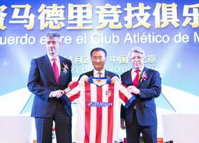 Wang Jianlin, el nuevo accionista del Atlético de Madrid