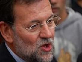Rajoy agradece a Gallardón su 'disponibilidad' y dice que aún no es el momento