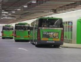Las obras obligan a alterar el itinerario de los autobuses Madrid-Alcobendas