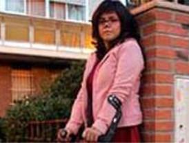 Miriam Alonso quiere que encierren a su agresor y