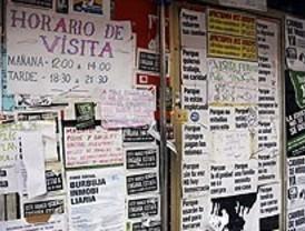 Abre sus puertas el economato 'okupado' de Carabanchel