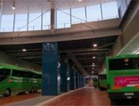 Ya circulan las primeras líneas de autobús en la ampliación de Moncloa