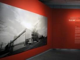 Los restos del 11-S se exponen en Cibeles