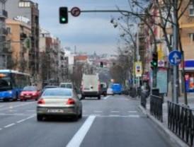 Cierre parcial al tráfico de la calle Antonio Leyva por obras