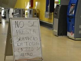 Metro y sindicatos acercan posturas, pero no logran llegar a un acuerdo