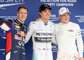Nueva 'pole' para Rosberg en el GP de Hungría