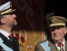 El Rey y el Príncipe se bajan el sueldo un 7,1%