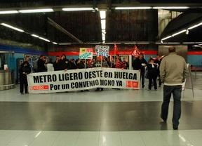 Desconvocados los paros de este miércoles en Metro Ligero Oeste