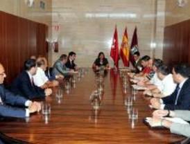 Técnicos en riesgos laborales visitarán las obras municipales de Madrid