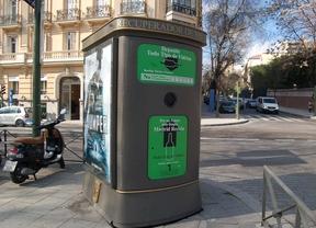 El Ayuntamiento pondrá 'wifi' y publicidad en contenedores