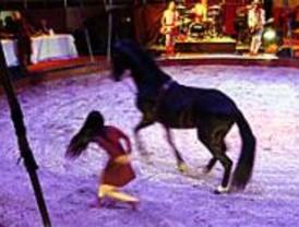 El cabaret ecuestre llega al Teatro Circo Price