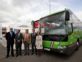 El bus acerca a Getafe y Valdemoro a sus hospitales