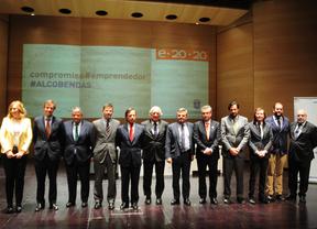 'Compromiso emprendedor' reconoce la labor de más de una docena de alcaldes madrileños