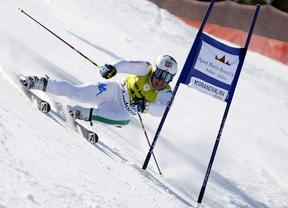 Finales de la Copa de Europa de Esquí Alpino, en Grandvalira