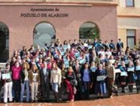 El alcalde de Pozuelo de Alarcón entrega los 'Premios del Mar'