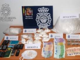 Cae una red que distribuía cocaína y heroína a toda España desde Alcalá de Henares