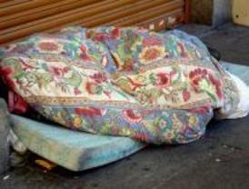 Varón de 42 años e inmigrante, perfil de la persona sin hogar