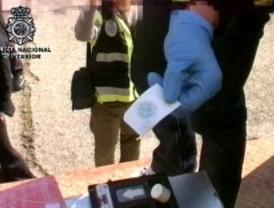 Detenido el portero de una casa que recibía paquetes con cocaína