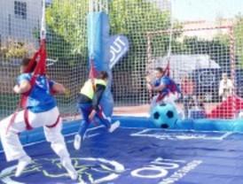 Mundial de 'airfutbol' en Parla