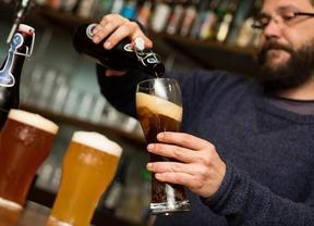 Lavapiés acoge la semana de la cerveza artesana