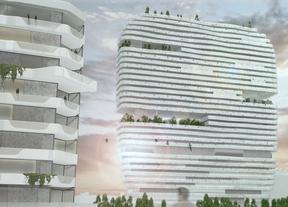 Proyectan una torre de 25 plantas para las cocheras de Metro de Chamberí