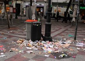 Vídeo: la huelga de limpieza, día a día