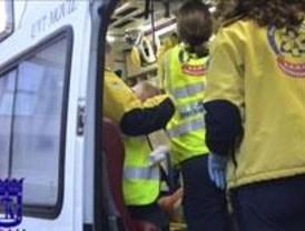 Fallece un joven de 25 años tras salirse de la calzada y chocar contra una farola