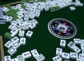 Desmantelado un casino ilegal de chinos en Cobo Calleja