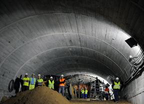 Las obras de la ampliación de la línea 9 de Metro están al 90%