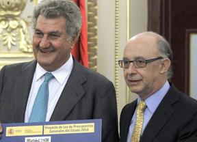 La inversión estatal baja en Madrid