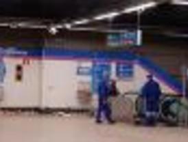 Metro suspende la I San Silvestre subterránea por la huelga de limpieza