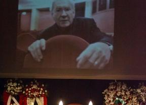 El mundo del teatro despide a Miguel Narros, su